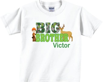 Big Brother Hunting Shirts and Hunting Tshirts