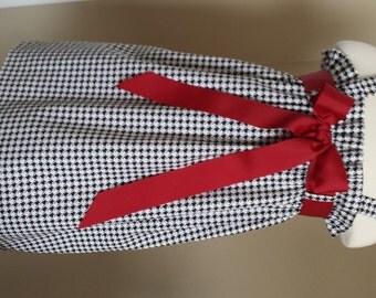 Girls Alabama Game Day Dress Roll Tide