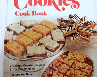 Vintage Cookies Cook Book Homemade @LootByLouise
