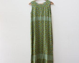 Sacred Geometry Maxi Dress