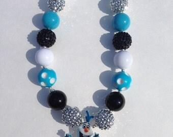 Olaf Chunky Necklaces