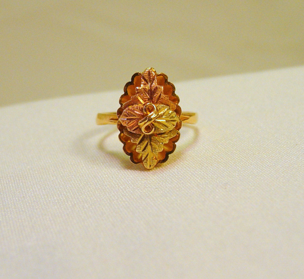 South Dakota Gold Company Rings