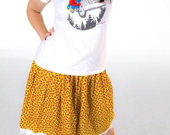 Adult's Stop Buggin Me  Skirt