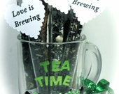 Loose Leaf Tea Glass Tubes Gifts