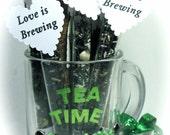 Loose Leaf Tea Glass Tubes Gifts