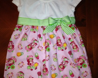 Strawberry Shortcake Dress