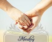 Author Signed Paperback Edition of Mending:  Book Two of the This Series