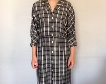 Rive Gauche Style Dress