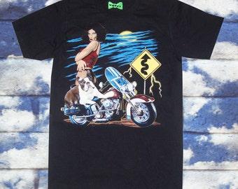 BARK AT The MOONZ t-shirt