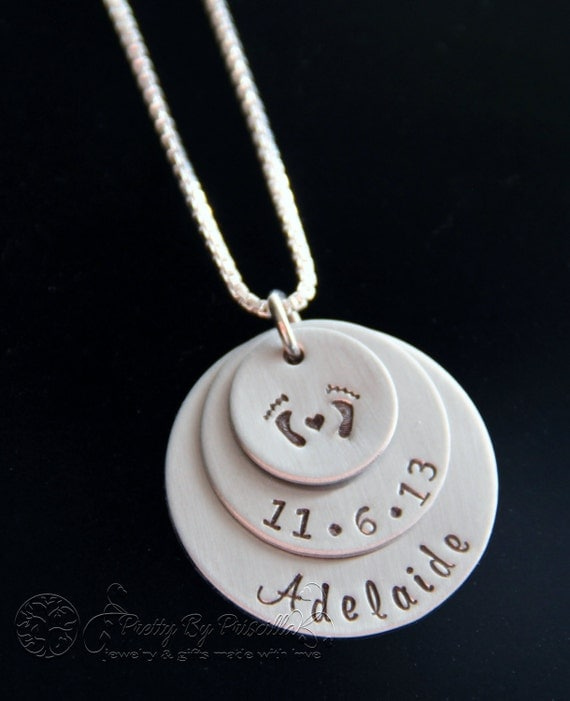 Unique Gift for New Mom/Grandma-Jewelry First Mothers Day