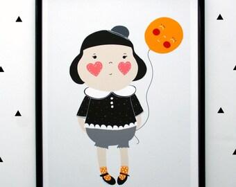 Print- Chubby Chubby-