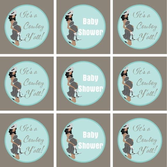 Baby Shower Favors South Africa ~ Items similar to cowboy baby shower printables african