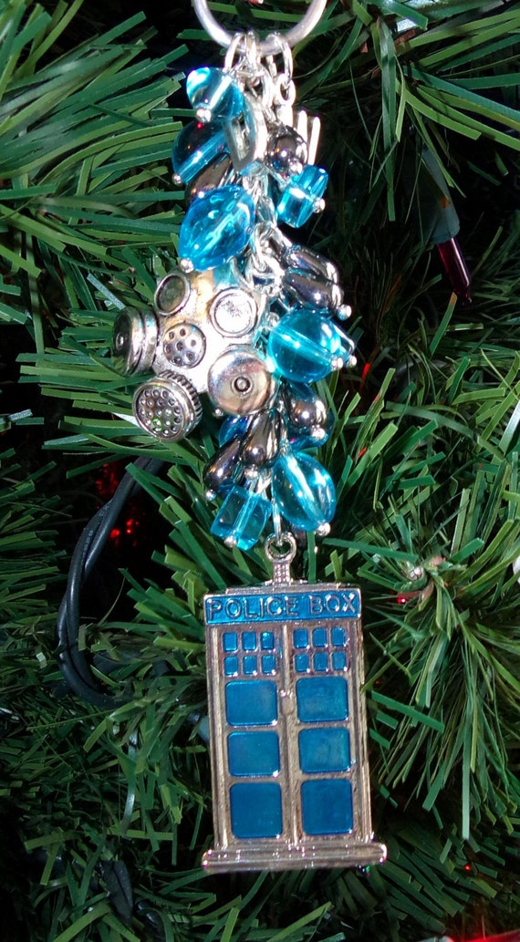 Dr. Who Ornament