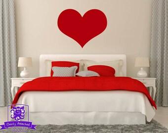 Heart Wall Decal Decor