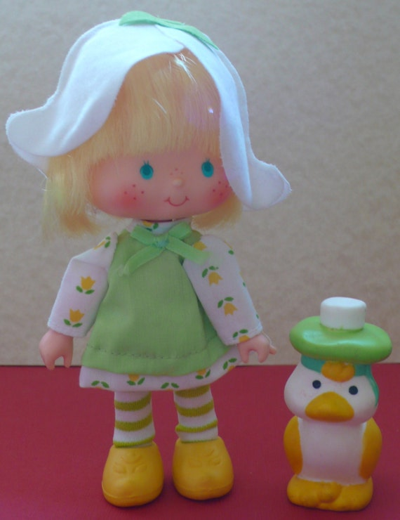 Mint Tulip doll with pet Duck Marsh Mallard by ...