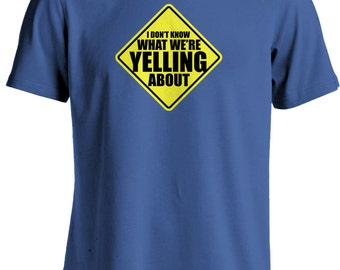 Anchorman: The Legend of Ron Burgundy - Brick Tamland Yelling T-shirt