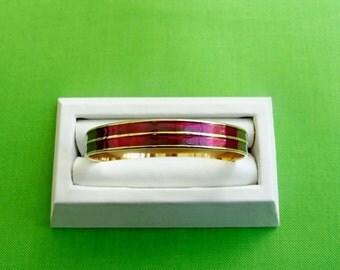 Vintage EVOKE Bangle Bracelet (Item 1234)