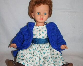 Fantastic Vintage Bella Doll - Made In France /MEMsArtShop .