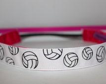 "Volleyball headband- non-slip 7/8"""
