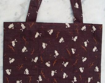 tote bag (folding bag)