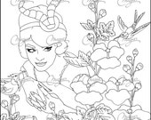 Items similar to masja 39 s capricorn zodiac sign coloring for Capricorn coloring pages