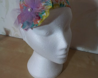 Hairband - Aloha purple