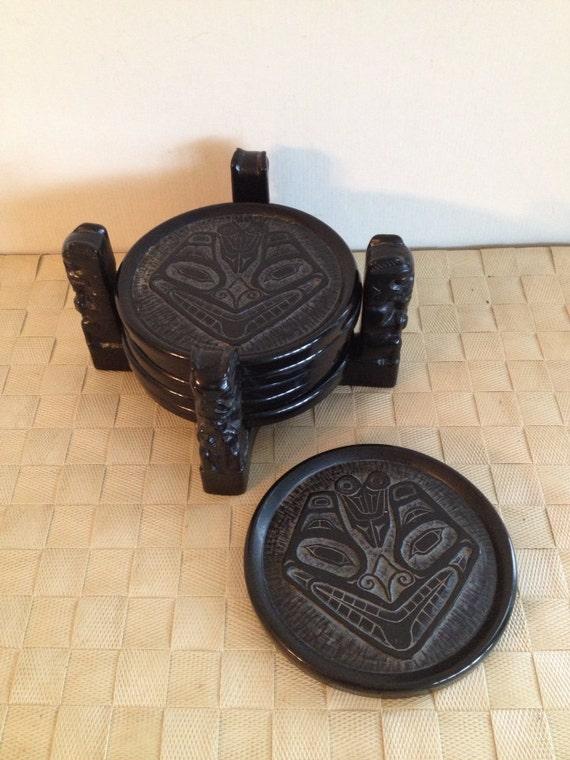 Haida Mask Carving 30