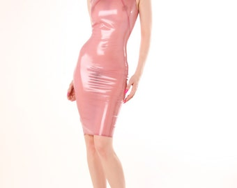 Chic - Latex Dress - FREE SHIPPING