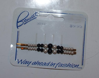 2 Bendit Hair clips - on original packaging
