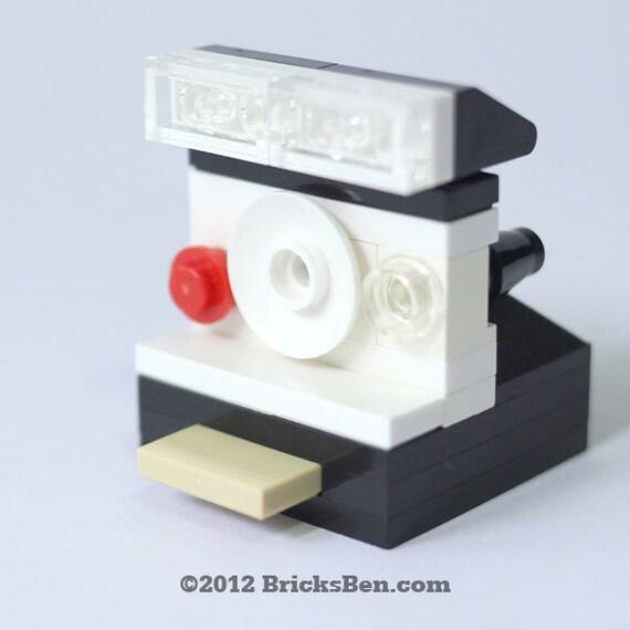 Custom LEGO Polaroid Camera