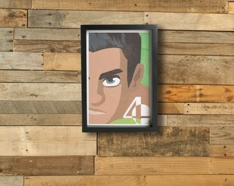 LITTLE MAC poster - Inspired by Super Smash Bros.