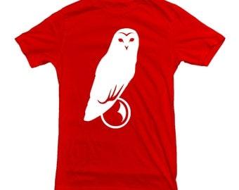 Labyrinth T-shirt Owl David Bowie