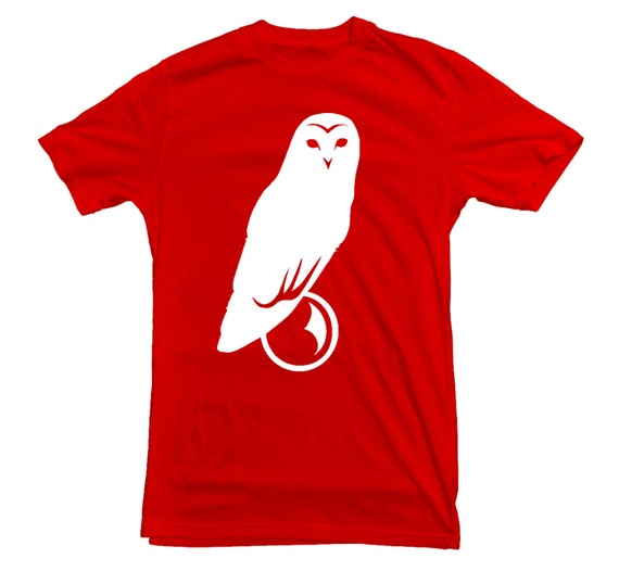 Labyrinth T-shirt Owl David Bowie