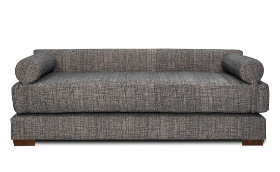 Daybeds Made In The Usa : Modern daybed with back contemporary sleeper sofa by