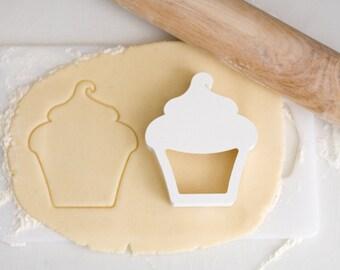 Cupcake Cookie Cutter