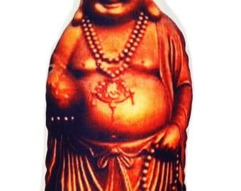 Lucky Buddha Pillow