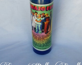 Stable Work Candle (Brujeria,Paleria,Santeria, Voodoo,Hoodoo, Wicca,Witchcraft,Magic)