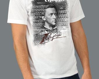 Frédéric Chopin music lovers T-shirt