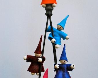 Craft Kit - Posable Gnomes