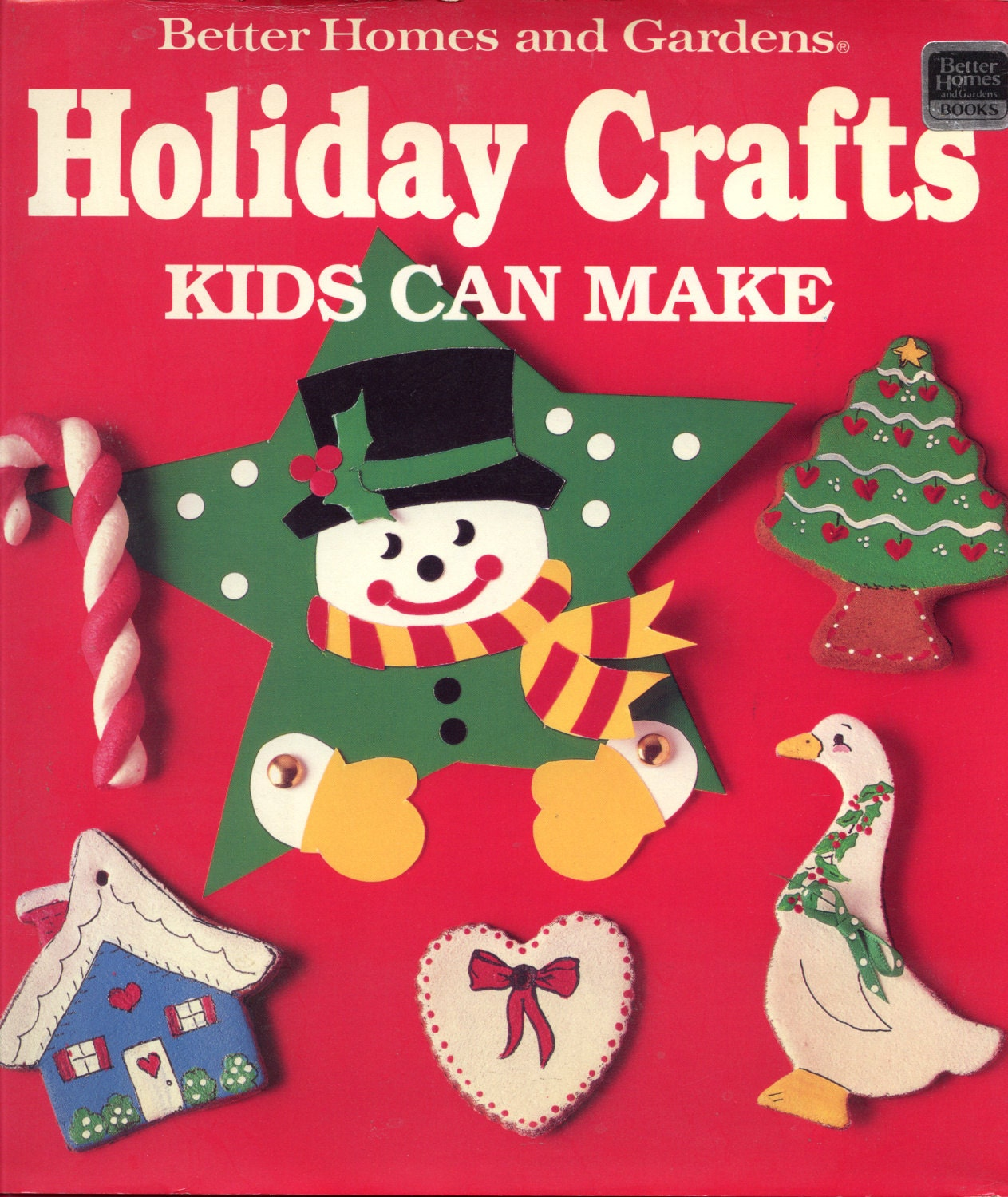 better homes and gardens holiday crafts kids can make craft