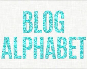 Popular Items For Turquoise Letter On Etsy