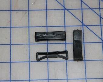 "1.5"" acetal strap Keeper pk of 20"