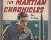 1951.  The Martian Chronicles, 1st Edition Paperback. VG/FN.  Bantam Books 886.