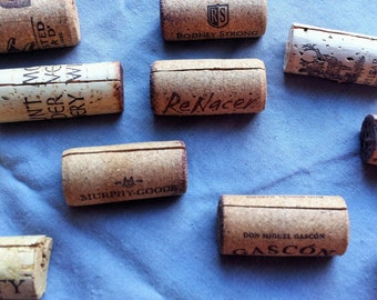 Wine Cork Placecard Holders