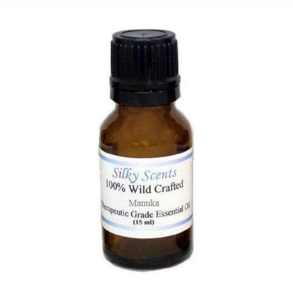 Manuka Wild Crafted Tea Tree New Zealand Essential By