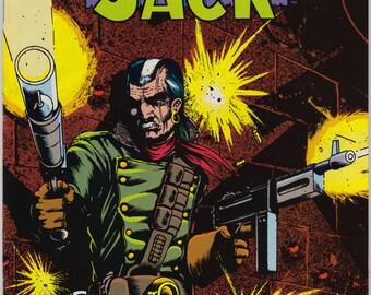 Grim Jack #17: December 1985 First Comics