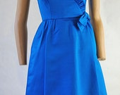 1960's Electric blue ...