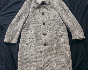 irish tweed coat – Etsy