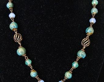 Roman Style Necklace Etsy