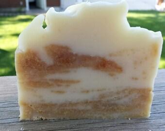 Natural Brown Sugar Soap